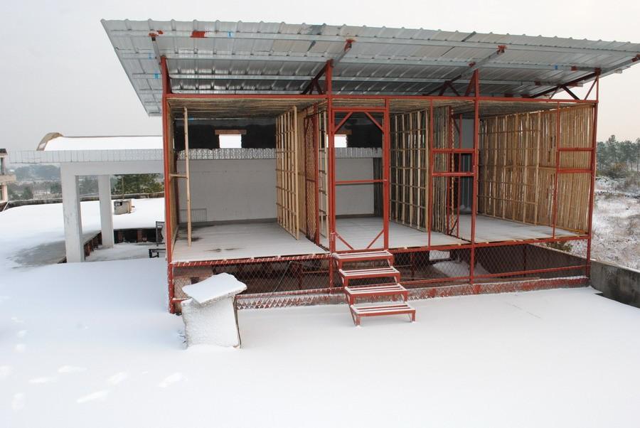 賽鴿棚的建造圖片大全下載; 相冊- 我的鴿棚建造;