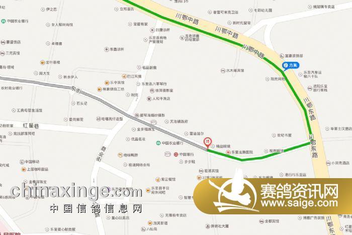 公棚位置导航地址:乐至县大石包村