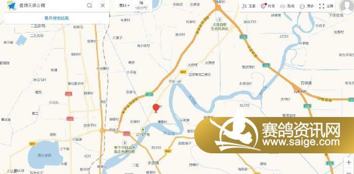 葫芦岛海龙湾地图