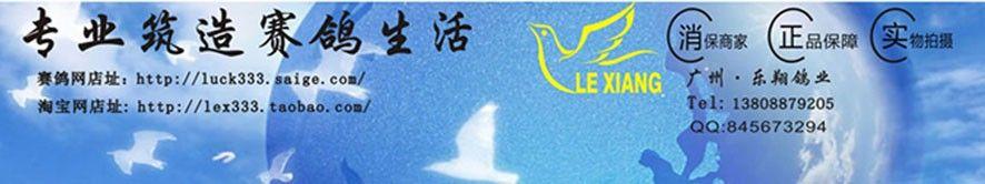 广州·乐翔鸽业【网店】